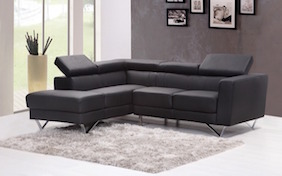 Living room couch sectional