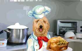 Build your own Thanksgiving ecard