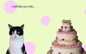 It's Your Birthday ecard with cats