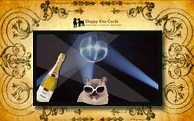 Invite To A Party pet ecard