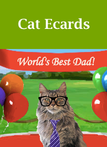 Click here to view our cat Valentine's Day ecards