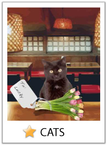 Click here to view our cat Mother's Day ecards