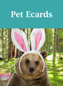 Click here to view our pet Easter ecards